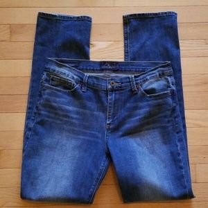 Lucky Brand Jeans 'Brooke Straight' Size 12 X 31